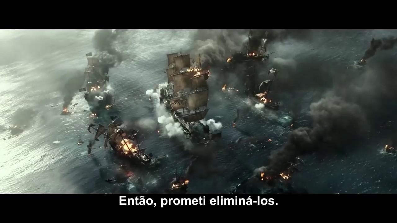Piratas do Caribe: A Vingança de Salazar (2017) - Comercial 2 Legendado