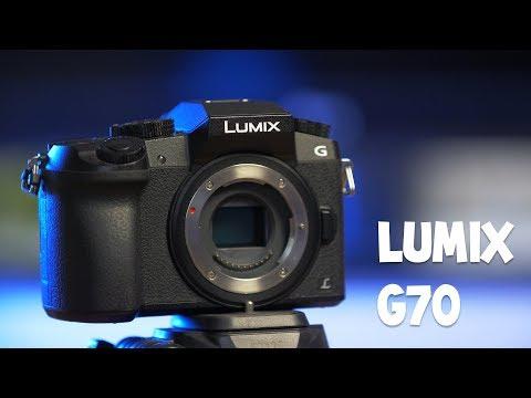 Die Beste 4k Kamera! [unter 500€] - Panasonic G70 Review