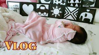 #16신생아육아브이로그…