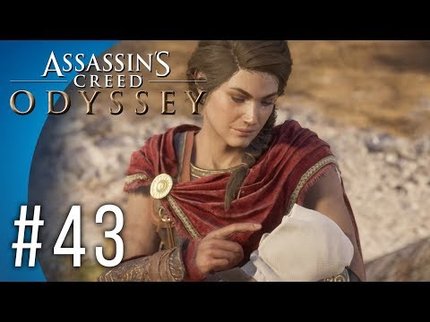 Assassin's Creed: Odyssey #43 (Legacy of the First Blade DLC)