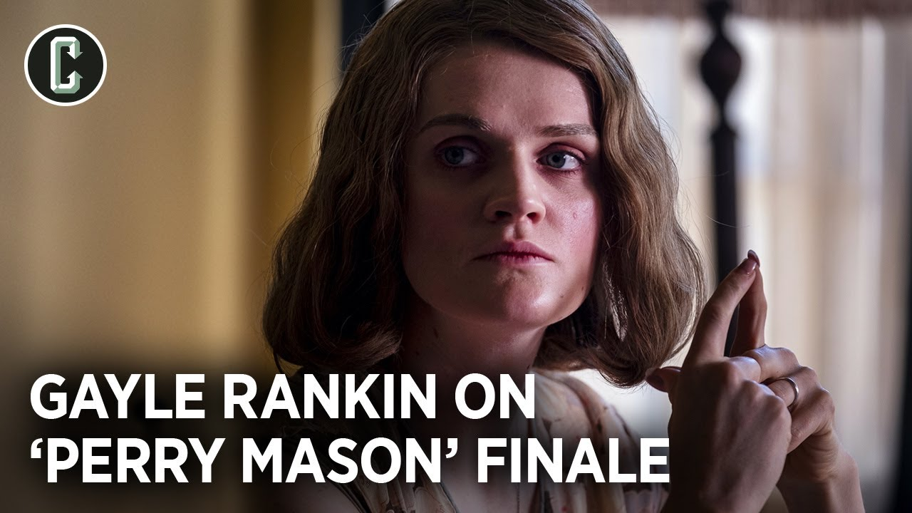 Perry Mason: Emily Dodson's Finale Decision Explained by Gayle Rankin
