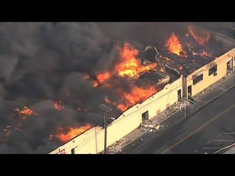 Seaside Heights, New Jersey Boardwalk Fire: Officials Investigate Blaze