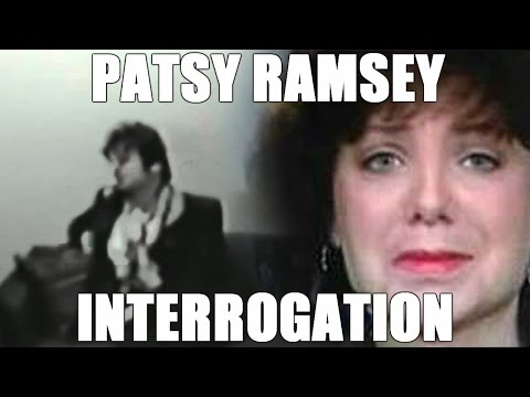 Patsy Ramsey Interrogation with Tom Haney and Trip DeMuth