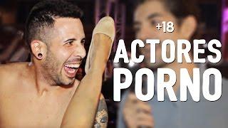 ACTORES PORNO | Salón Erótico de Barcelona