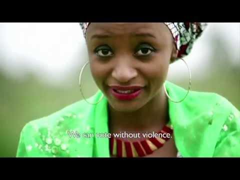Adam Zango, Rahma Sadau & Shuaibu Lawan - Nigeria Elections - BBC Media Action