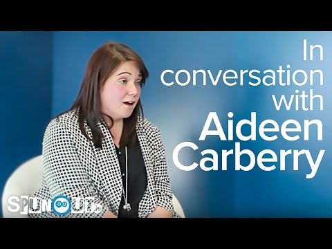 Aideen Carberry on a Male Dominated Workplace  SpunOut.ie Women's Academy 2014