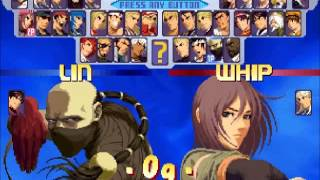 GGPO - The King Of Fighters 2000 - Goenitz7777(TW) Vs 19855207(TW)