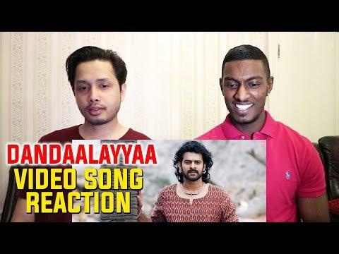 Dandaalayyaa Full Video Song Reaction |...