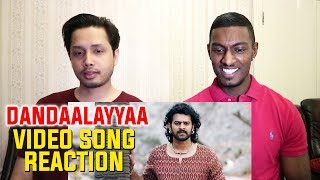 Dandaalayyaa Full Video Song Reaction | Baahubali 2 | Prabhas | Anushka | Ramya | By Stageflix