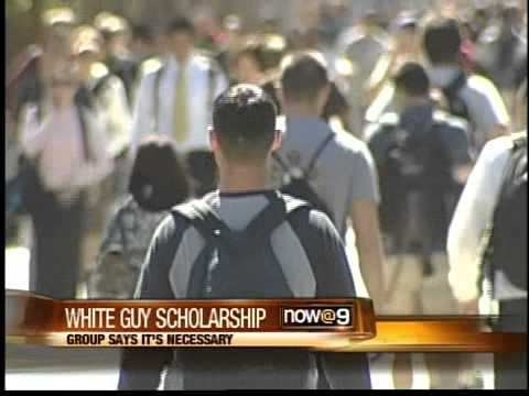 scholarships for white males If you ask me, it's only fair [img] and 25% caucasian means one caucasian parent or grandparent would qualify a student a texas nonprofit's plan to.