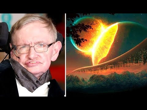 Stephen Hawking Makes Big Claims About The Future Of Earth