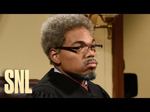 Pablo - Chance the Rapper as Judge Barry LOL- Special Appearance by Jason Mamoa