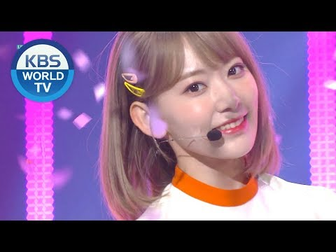 IZ*ONE - UP& Violeta I 아이즈원 - 하늘위로 & 비올레타 [Music Bank COME BACK/2019.04.05]
