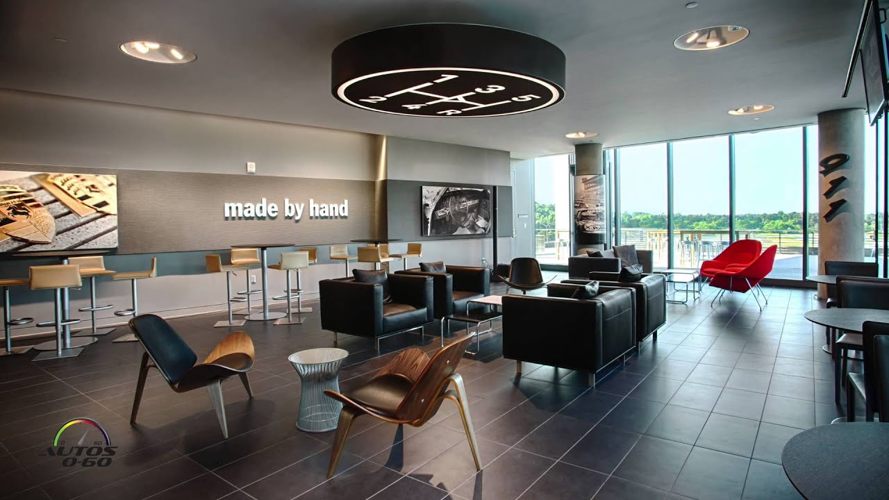 Porsche Experience Center >> Porsche Experience Center Atlanta with Cristina Cheever - YouTube