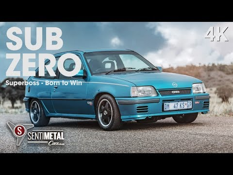 SentiMETAL Ep 5: Sub Zero - South Africa's Opel Kadett Superboss