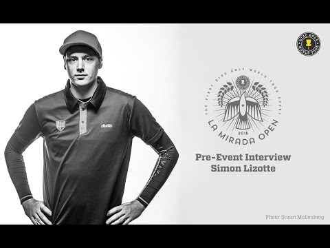 La Mirada Open 2016: Simon Lizotte Pre-Event Interview