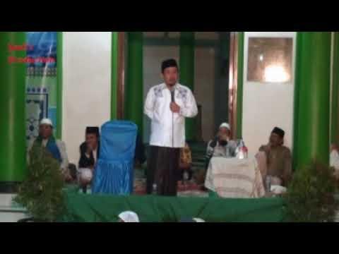 Ceramah agama ( KH.Zuhri Yaqub )