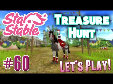 Let's Play Star Stable #60 - James' Treasure Hunt