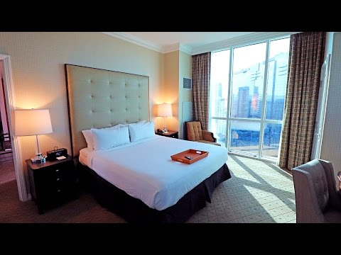 One Bedroom Balcony Suite, The Signature @MGM Grand Hotel, Las Vegas