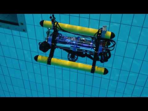 Water Linked: Wireless ROV