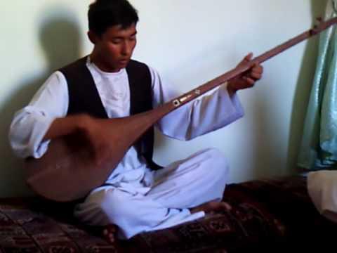 Uzbek music in Andkhoi part 2