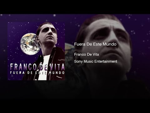 Franco De Vita - Fuera De Este Mundo (1996) || Full Album ||