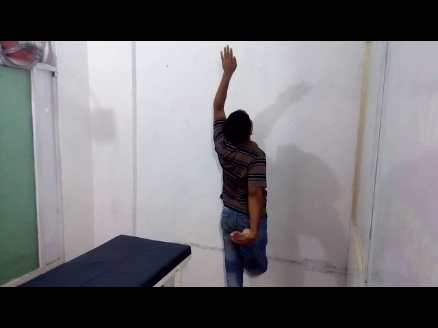 backbone exercise 5 by Chiropractor Aamir Shahzad CPT
