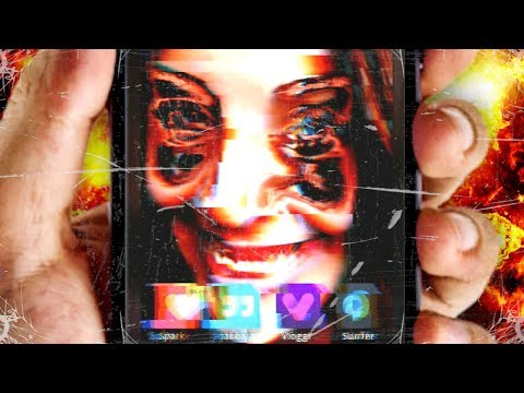 Evil Haunted Cell Phone - Simulacra Part 4