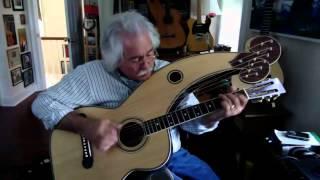 Adventure Dog - Stephen Bennett on harp guitar