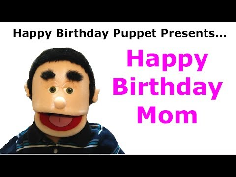 Happy Birthday Mom From Your Daughter - Birthday Song
