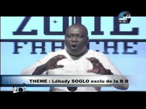 Canal 3 Benin @28MAI2017 Zone Franche Gildas AGONKAN