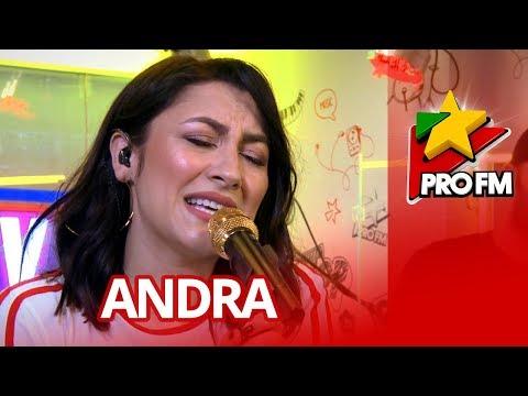 Andra - Indiferenta | ProFM LIVE Session