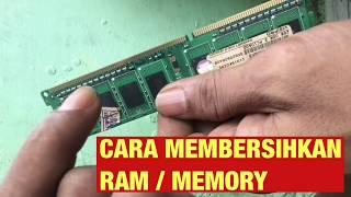 CARA MUDAH MEMBERSIHKAN RAM/MEMORY PC KOMPUTER thumbnail