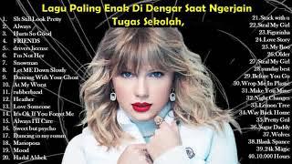 Top Lagu Enak Didengar Saat Kerja, Lagu Paling Enak Untuk Menemani Ngerjain Tugas