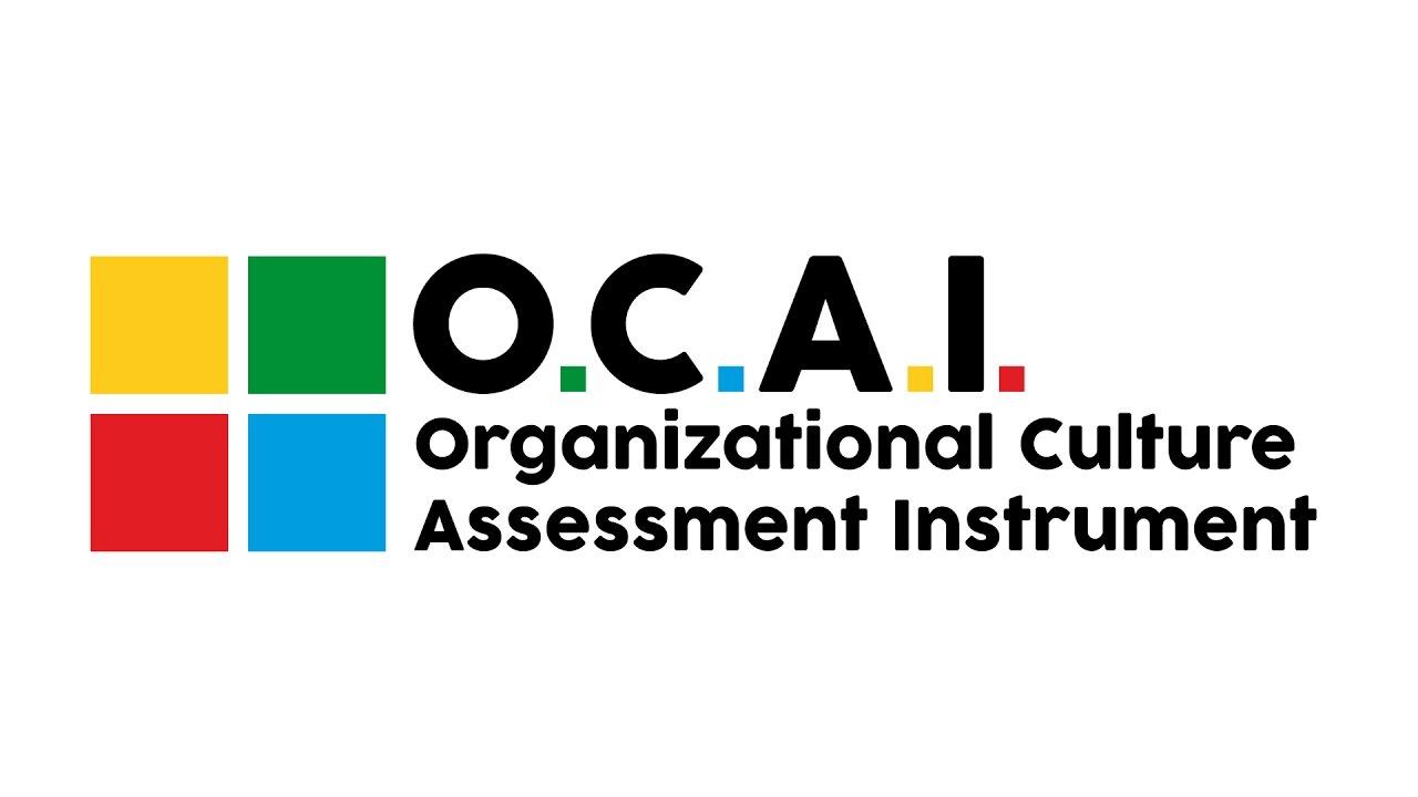 Ocai diagnosing and changing organizational culture with for Organizational culture assessment instrument template