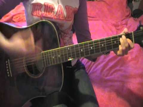 One Direction - What Makes You Beautiful - Guitar Cover