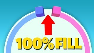 EPIC 100% Fill duel in Paper.io 2