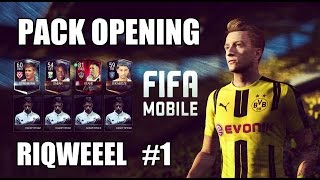 FIFA MOBILE | PACK OPENING #1
