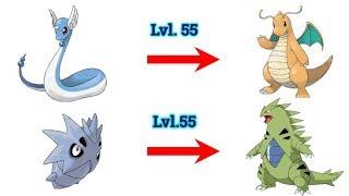 Evolving Dragonite and Tyranitar/Pokemon Brick Bronze/Roblox