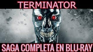 Unboxing: Terminator / Saga Completa en Blu-Ray