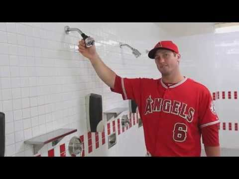 Save water with David Freese