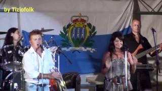 UN BES IN BICLETTA   MARIETTA MARIU   LA NOSTRA ORCHESTRA suonata da Renzo & Luana Festa Falciano RSM 18 febb 2011