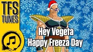 Dragonball Z Abridged MUSIC: Hey Vegeta Happy...