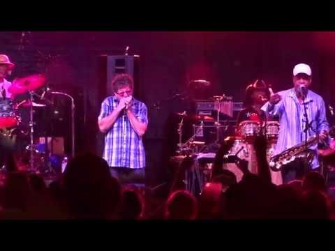 The Lowrider Band - Why Can't We Be Friends - HERITAGE MUSIC BLUESFEST - Aug. 7-9, 2015
