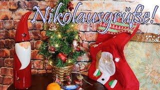 Nikolaus Grüße Video mit schönem Nikolaus Lied zum Mitsingen mit Text, Kinderlieder von Thomas Koppe