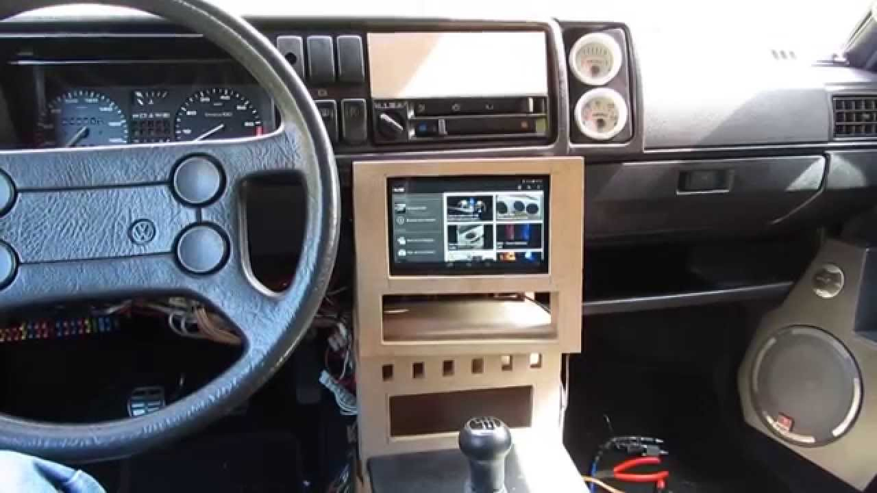 Vw golf mk2 interior parts for Vw jetta interior replacement parts