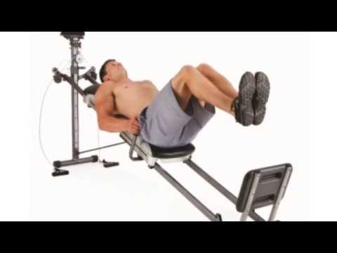 Deluxe Home Exercise Machine | Total Gym R1400