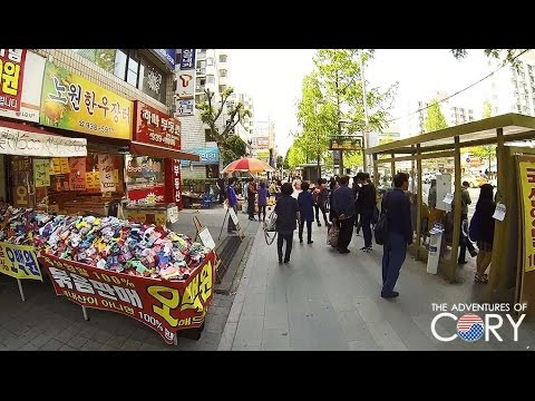 Riding from Nowon to Banghak - 🇰🇷 SEOUL BIKE RIDE