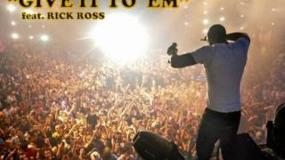 "Akon - ""Give It To Em"" feat. Rick Ross Oct 2010 **NEW EXCLUSIVE MUSIC**"
