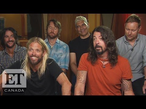Foo Fighters On Keeping 'Concrete And Gold' Guest Star Secrets
